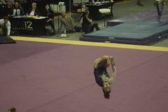 Joslyn Goings floor (3) (Susaluda) Tags: uw sports gold washington university purple huskies gymnastics dawgs
