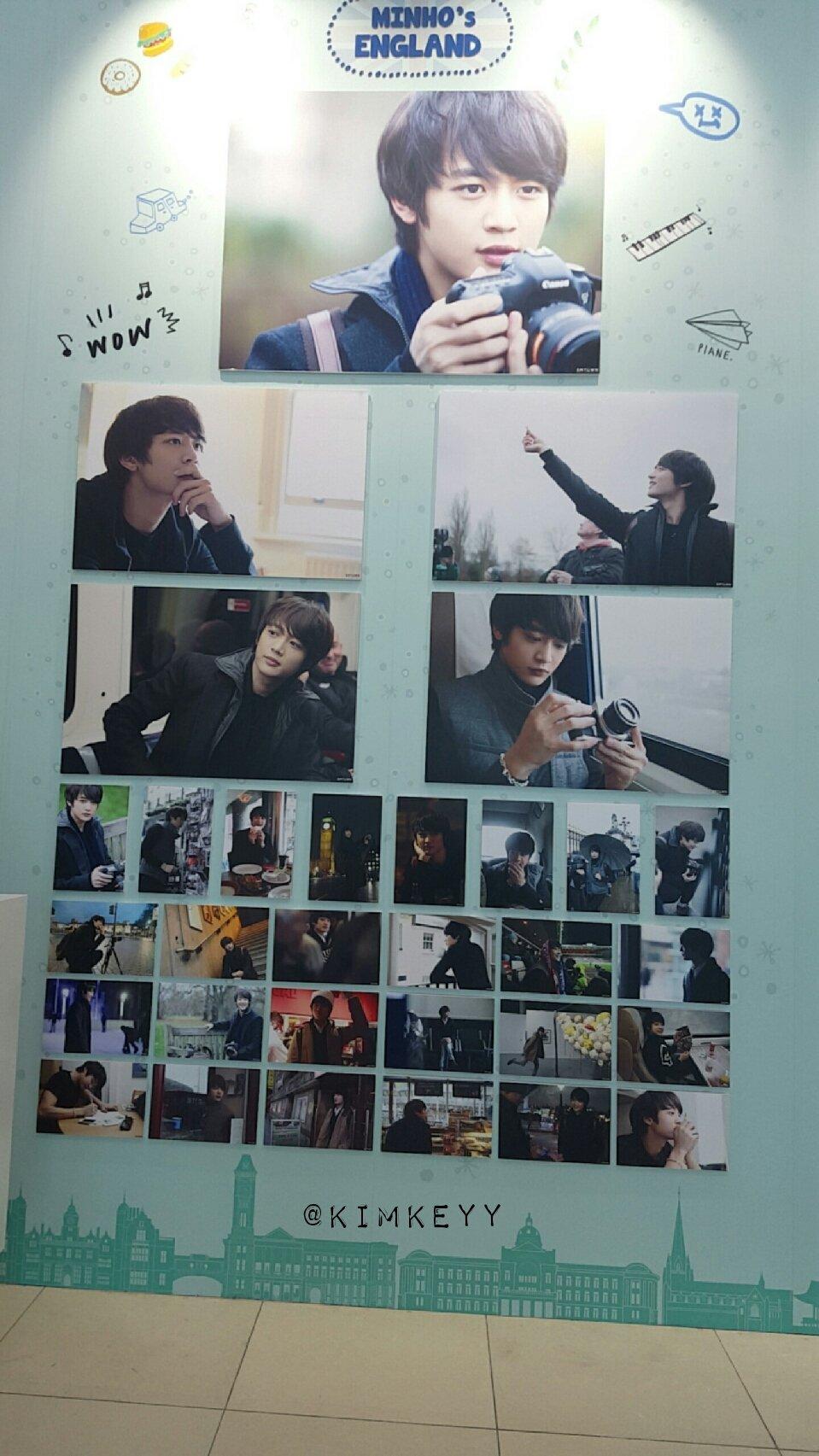 SHINee @ SHINee Surprise Vacation Exhibition 25217785201_f1c8272158_o