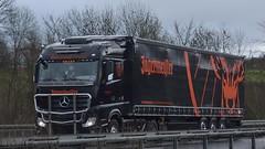 D - Jagermeister MB New Actros Streamspace (BonsaiTruck) Tags: truck lorry camion trucks mast mb jgermeister lastwagen lorries lkw actros lastzug streamspace