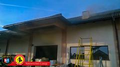 2016.03.19 - Pożar w Nowej Wsi