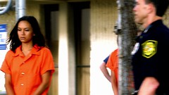 h50503_01744 (UJB88) Tags: county orange women uniform prison jail facility jumpsuit correctional restrained