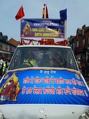 Shri Guru Ravidass Ji Jayanti Parade Leicester 2016 009 (kiranparmar1) Tags: ji indian leicester parade sikhs guru shri 2016 jayanti belgraveroad ravidass