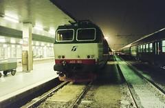 652.103 Bologna C 10-03-03 (Tin Wis Vin) Tags: italy bologna railways fs locos e652