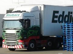 PO65VDT H2490 Eddie Stobart Scania 'Amber Mary' (graham19492000) Tags: eddie scania stobart eddiestobart po65vdt h2490 ambermary