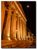 20080318_1932 (gabrielpsarras) Tags: moon building monument architecture night outdoors downtown athens greece historical column zappeion αθήνα ζάππειο