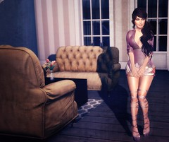 Besame Mucho 2 (Lyrical Ember- TAKING CLIENTS) Tags: truth friday wetcat maitreya enfantterrible catwa applefall theskinnery skinfair2016 posefair2016