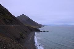 Iceland (Navin75) Tags: road mountain iceland highway europe ringroad austurskaftafellssýsla