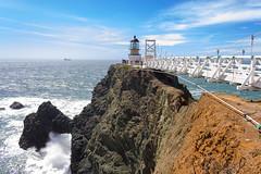 Point Bonita Lighthouse (Justlai87) Tags: sanfrancisco lighthouse sanfranciscobayarea marinheadlands pointbonitalighthouse