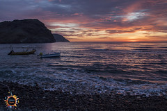 IMG_8590 (Enrique Gandia) Tags: nature sunrise landscape spain andalucia amanecer almeria cabodegata lasnegras travelblogger consejeroviajero