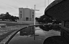 Igreja Nossa Senhora D'Abadia em Itauçu (7041) (Jorge Belim) Tags: pb cruz cruzeiro 1022 canoneos50d catingueirogrande