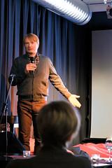 Vortrag über Michel Gondry / Sweded Movies (Prof. Dr. Ralf Junkerjürgen)