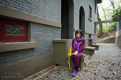 Zhou EnLai villa (hippo350) Tags: travel nature garden historic wuhan