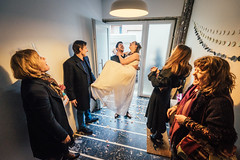 DSC08977 (sart68) Tags: wedding groom bride melanie marriage pip huwelijk aalst gianpiero