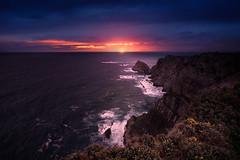 ATARDECER EN CABO PENAS (Fernando Guerra Velasco) Tags: sunset atardecer cabopeas cantbrico