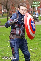 IMG_8817 (Neil Keogh Photography) Tags: red usa brown white black anime male america silver comics soldier boots cosplay amor films americanflag videogames gloves captain hero animation cosplayer marvel captainamerica marvelcomics starsstripes utilitybelt nwcosplayeastermeet