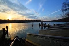 DSC_1273 (Six Sigma Man (Thank you for the 1.8M+ views)) Tags: sunset pond nikon longisland smithtown nikond3200 suffolkcounty blydenburgh blydenburghcountypark blydenburghpark