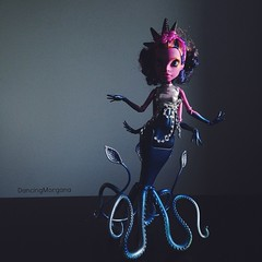 Kala in new color (dancingmorgana) Tags: monster high doll kala merri monsterhigh