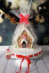 Gingerbread house (marias_cakes18) Tags: christmas gingerbread gifts gingerbreadhouse mariascakes
