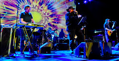 Hawkwind, The Machine Stops Tour 2016 (www.fstop22.info) Tags: lighting colour rock effects lights live band hawkwind projections