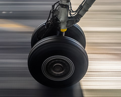 Landing Gear (TedrickM) Tags: us montana unitedstates horizon landinggear turboprop dash8 billings qx alaskaairlines dehavilland planespotting alaskaair q400 dehavillandcanada horizonair kbil billingsloganinternationalairport