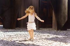 sundance (Dionne sdr) Tags: portrait sun color girl dance child play outdoor