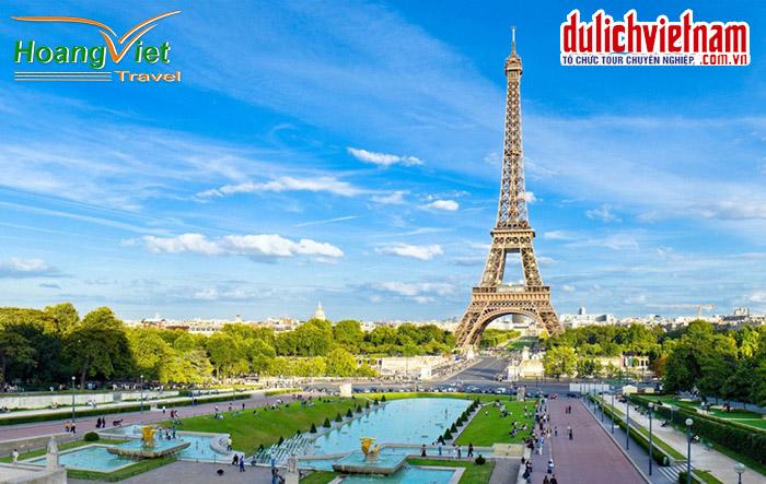 Tour du lịch châu Âu Free & Easy giá ưu đãi