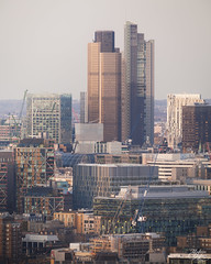 Tower 42 (Umbreen Hafeez) Tags: city uk light england building london tower skyline architecture buildings europe cityscape estate gb 42 natwest