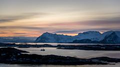Back to harbour (explored) (mierhhhlich) Tags: winter norway evening pentax norwegen k3 lofotenislands northernnorway nordlandcounty austvgya da2040limited limitedzoom
