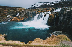 Dynjandi (Lucas Marcomini) Tags: trip travel winter snow mountains nature landscape outdoors waterfall iceland nikon folk live exploring roadtrip wanderlust adventure explore traveling wilderness wandering wander dreamscape intothewild d5100 lucasmarcomini