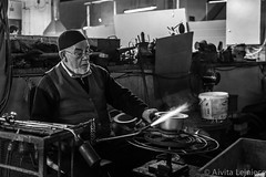 HakArt manufacturing (aivitalejniece) Tags: metal work turkey workers factory culture istanbul copper production items turkish manufacturing hakart