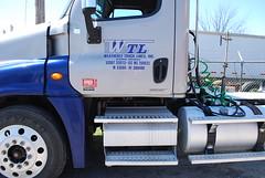 2008 Freightliner Cascadia Semi Truck Inspection - Forrest City, AR 016 (TDTSTL) Tags: truck inspection semi 2008 semitruck cascadia freightliner forrestcityar
