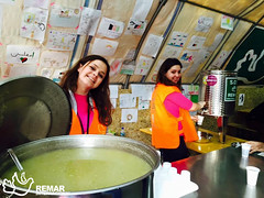 Voluntarios Carpa Refugiados (O.N.G.D Remar Internacional) Tags: refugees volunteers sos ong siria refugiados remar