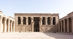 Main Hall - Temple of Horus -Edfu (BlueVoter - thanks for 1.3M views) Tags: architecture temple roman egypt horus egipto edfu aegypten