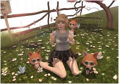 Cute But Psycho (Lili [My Fashionista Heart]) Tags: cute secondlife kawaii angelica something fetch flair altair affordable avanti ayashi cila mishmish maitreya petitemort slink cosmicdust 100block halfdeer strikeit thesugargarden myfashionistaheart theseasonsstory cubiccherry