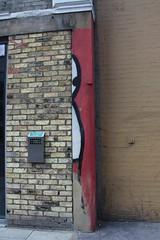 Stik_2898 Commercial road London (meuh1246) Tags: streetart london londres whitechapel commercialroad stik