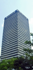 Ratu Plaza Office Tower (BxHxTxCx) Tags: building office jakarta kantor gedung