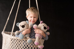 Tummy teddy (lilleliis) Tags: bear wool animal toys diy pattern teddy handmade crochet yarn belly softies amigurumi lilleliis