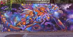 Zhot RNK (BE'N 59) Tags: en streetart blanco sanmigueldeallende mexique muros