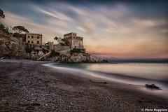 Erchie - Amalfi Coast (Piero Ruggiero Photo) Tags: sunset sea sky italy color canon landscape coast mare sigma nd colori amalfi costiera 17mm erchie 60d madeinsud