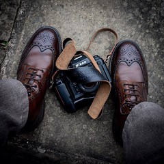 Today's essentials: Crockett and Jones Islay boots, Nikon F4 and Westminster strap. (Hawkesmill) Tags: leather fashion square photography handmade islay squareformat handcrafted mensfashion craftsman handstitched artisan messengerbag inmybag stylish madeinengland craftsmanship 35mmphotography camerastrap madeinbritain harristweed nikonf4 madebyhand messengerbags vintagecameras 35mmcamera filmisnotdead camerabags vintagephotography madeinscotland madeintheuk leatherstrap skyfall crockettandjones livefolk hawkesmill beautifuldestinations iphoneography cameraneckstrap instagramapp uploaded:by=instagram carryology buyfilmnotmegapixels passionpassport liveauthentic shotkit cameraneckstraps buyfolk