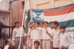 IMG_0099 (J P Agarwal - Naughara Kinari Bazar Delhi India) Tags: j p bharti naeem agarwal