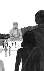 shibata_j_m_009 (takeshimiyasaka) Tags: blackandwhite monochrome illustration illustrator ilustrao illust