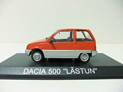 "DACIA 500 ""Lstun"" - De Agostini (RMJ68) Tags: cars toy legendary 500 ist coches juguete masini 143 diecast dacia agostini ixo lastun legenda tehnometal"