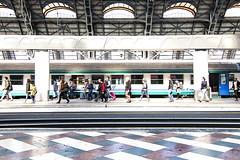 Stazione Centrale - 02 (bumbazzo) Tags: city urban italy milan station train landscape italia milano central cities trains urbano stazione paesaggi treno citt centrale treni paesi