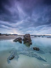 Aguas cristalinas (ositoheavy) Tags: sky espaa seascape clouds spain nikon exposure colours explore fx cantabria d610 ladnscape nikkor1635 dionisiomarinphotography