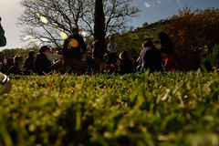 Just sitting and talking (tommaso.buldrighini) Tags: italy green nature grass assisi umbria