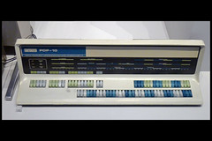 digital pdp 10 computer console 01 ca 1970 (science museum londen 2015) (Klaas5) Tags: uk greatbritain england london museum computer technology unitedkingdom britain sciencemuseum engeland industrialdesign vormgeving grootbrittanie verenigdkoninkrijk wetenschapsmuseum verenigdkoningkrijk industrielevormgeving picturebyklaasvermaas 1970s1980sdesign