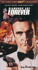 posterjamesbondVHS07DIAMONDSAREFOREVER (ESP1138) Tags: james bond 007 vhs poster box diamonds forever sean connery