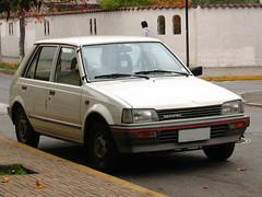 Daihatsu Charade G21 1000 CS 1986 (RL GNZLZ) Tags: cs 1986 1000 daihatsu charadeg21