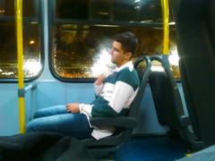 Noturnas (Fernando Raphael Ferro) Tags: bus brasil night curitiba noite onibus transporte passangers coletivo passageiros